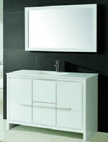 ⎷⎛Contemporary Bathroom Vanity & Cabinet Formosa FM48