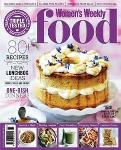 WANTED: Women's Weekly Food Magazine (Jan 2015 - issue 1) Redbank Plains Ipswich City Preview