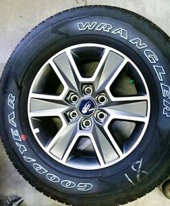 Goodyear Wrangler - Fortitude HT Tires only