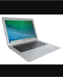 Wanted.  MacBook Pro or a MacBook Air