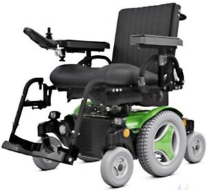 Bartering My Electric Wheelchair for Your Folding Power Wheelch