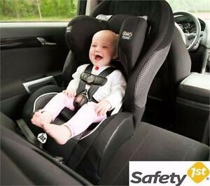NEW SAFETY 1ST CONVERTIBLE CAR SEAT COMPLETE AIR 65 SE CONVERTIBLE CAR SEAT IN OXYGEN KIDS  INFANT TRAVEL CARS  84968763