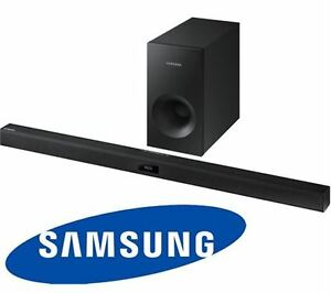 NEW SAMSUNG 2.1 CHANNEL WIRELESS SOUND BAR