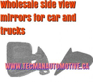 side mirrors for Buick lacrosse chrysler 300 town & country jeep