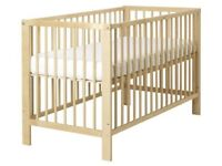 Baby Cot Bed IKEA Gulliver