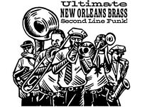 Trombone, Tuba & Sousaphone Player for Second Line, New Orleans Street Band in Belfast