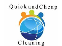 Domestic cleaning £9/hour