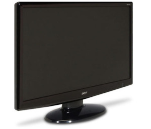 Acer LCD monitor 25 inch