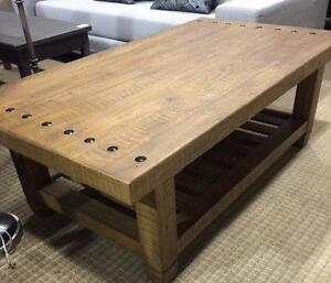 Choice of Coffee Tables.  New and Consigned