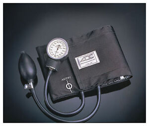 MEDICSTOX ADC Aneroid Sphygmomanometer 770-11ANQ LATEX FREE MED