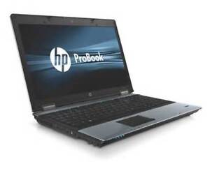 laptop HP Probook 6555b AMD 2.50GHZ 4GB 160GB WEBCAM WIN7 149$
