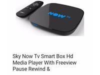 Now TV HD media box