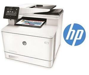 NEW HP COLOUR LASERJET PRINTER PRO ALL IN ONE PRINT SCAN COPY WIRELESS PRINTERS SCANNERS COPIER COPIERS 113441066