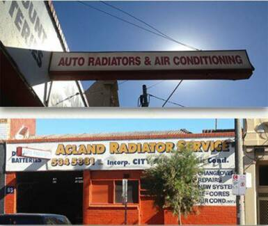 Auto Radiator & AirConditioning - Business Priced to Sell $60,000