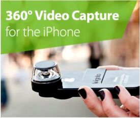 Kogeto Dot 360 panoramic video lens – for iPhone 4 and 4S