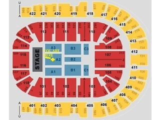 Two Micheal Buble tickets live at the o2   Picture 1