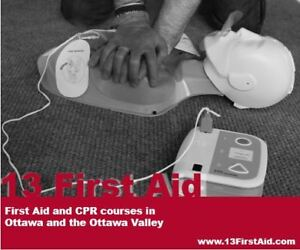 First Aid Courses in Pembroke, Petawawa, and the Ottawa Valley