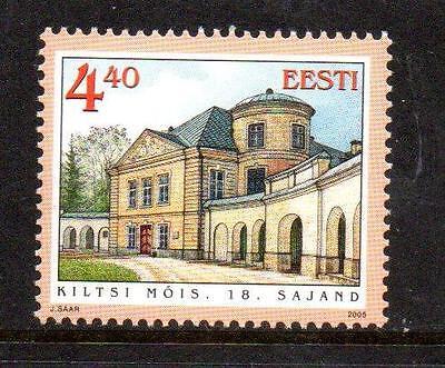 ESTONIA MNH 2005 SG496 KILTSI HALL