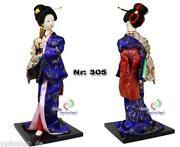 Geisha Figur