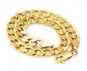 Womens 10k Gold Bracelet