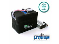 27+ Hole Golf Buggy Lithium Battery (24v 27 hole +) FOR SALE