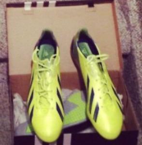 Adidas F50 Adizero Gareth Bale size 9.5