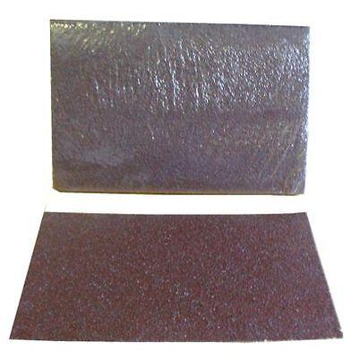 Virginia Abrasives Floor Sanding Square Sheets 20 Grit 10 Per Pack 12 X 18