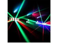 Light System Chauvet Gig bar 2.0