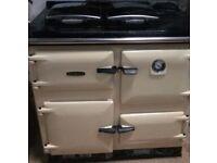 Rayburn Heatranger 460k - oil cooker and heating