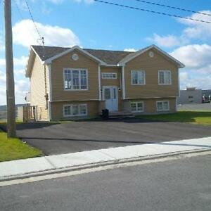 Fully Furnished 3 Bedroom - Clarenville