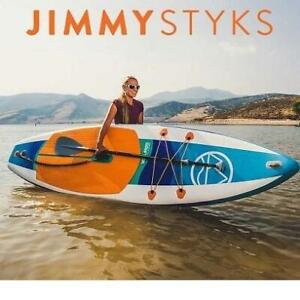 NEW JIMMY STYKS SUP PADDLE BOARD 1200306 251792765 DRIFTER STAND UP  PADDLEBOARD INFLATABLE 11 X 34 X 5.9 ACCESSOR...