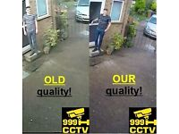 We supply and install professional CCTV for you