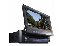 Clarion Car DVD Player Touch Screen Single DIN USB MP3 iPOD, Pioneer Alpine