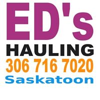 Hauling Junk removal small delivery moves 306 716 7020 Saskatoon