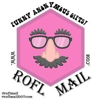 Anonymous FUNNY Mail service - REVAMPED! Exclusive