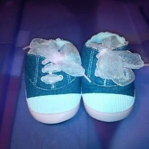 Infant Girls Size 3 Shoes