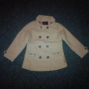 Girls Size 5 Outerwear