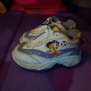 Infant Girls Size 6 Shoes