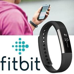 REFURB FITBIT ALTA FIT TRACKER LG BLACK - LARGE - ACTIVITY TRACKER - FITNESS TRACKER - OUTDOORS - WRISTBAND 106717395