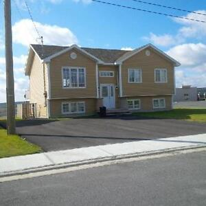 furnished top floor of home - clarenville
