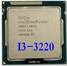 i3 3220 great budget gaming procesor