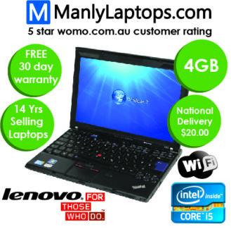 LOW PRICE i5 laptop -  X201 Lenovo SUPERB MACHINE Pyrmont Inner Sydney Preview