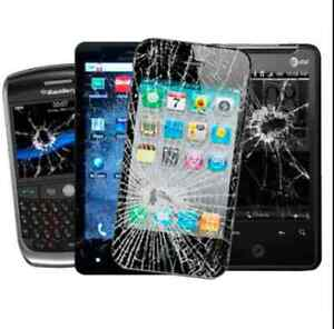 We are one of the professional cell phone repairing store