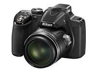 Nixon Coolpix P530 Camera