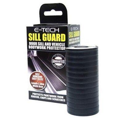 E-Tech Sill Guard Bodywork, boot, sill protector strip