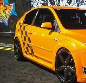 Ford Focus ST-3 Wolf 330 RARE!
