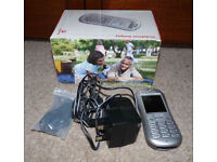 *Reduced to Clear* Rare, Easy To Use, Retro, Vodafone SAGEM VS1 Mobile Phone PAYG