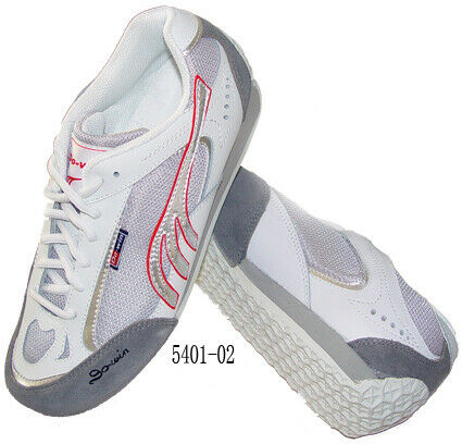 NEW Do- Win Fencing Shoes White/Gray Mens Size 8.5