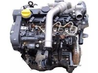 RENAULT MEGANE II-SCENIC II-LAGUNA III-QASHQAI-1.5-DCI-ENGINE-K9K732 K9K780 K9K282-51-000