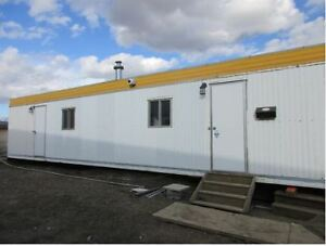 1984 Atco Office Trailer - 10'x40' - UP FOR ONLINE AUCTION